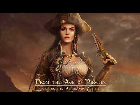 Pirate Music - From the Age of Pirates