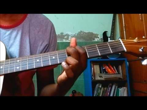 Tauba Tauba | Sardaar Gabbar Singh Guitar Intro Tabs Lesson for Beginners