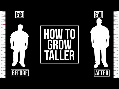 How To Grow Taller For Agers Fast