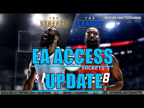 NBA Live 18: The One Edition Added To EA Access Vault On Xbox One
