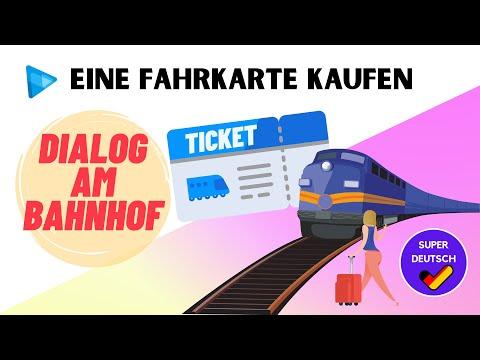 Am Bahnhof -
