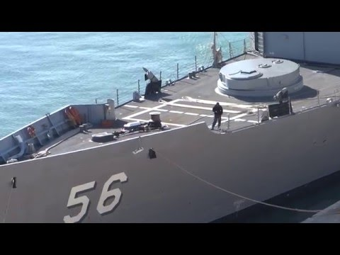 Destroyer Squadron USS Simpson (FFG-56) reloaded