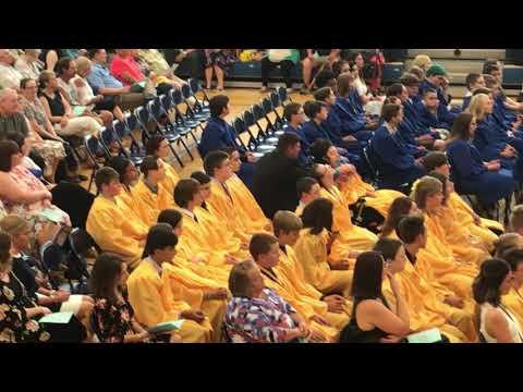 2018 East Peoria Junior High Graduation