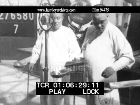 Shanghai Racecourse Raffle 1937.  Archive film 94475