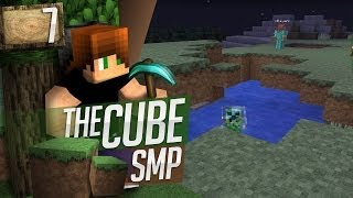 Minecraft: Cube SMP! Ep. 7 - Plusle The Super Charged Creeper