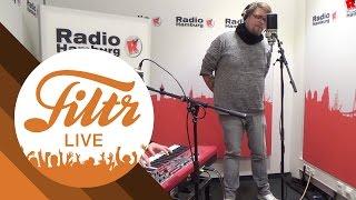 """Von Brücken """"Come Talk To Me"""" (Live @ Radio Hamburg)"""