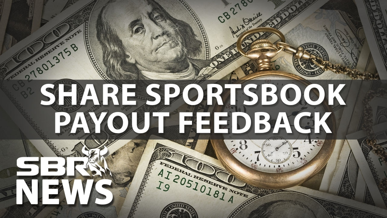 Sportsbook News Update Share Payout Feedback On Sbr Forum Youtube