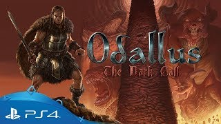 Odallus: The Dark Call | Launch Trailer | PS4