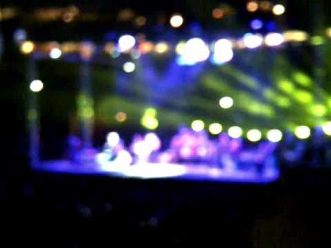 Amarillo by Morning - George Strait (Live @ Albuquerque, NM)