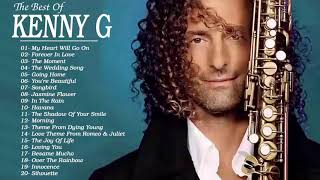 Kenny G Greatest Hits Full Album - Kenny G Best Collection
