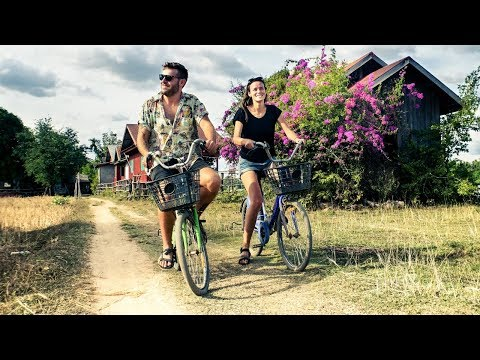 DON DET & DON KHON I 4000 ISLANDS LAOS TRAVEL VIDEO