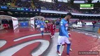 Highlights Napoli- Spal (1-0) sintesi 18/02/2018