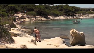 HALKIDIKI SITHONIA Karidi Beach