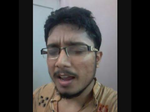 "Ja Re Ja Re Fire Ja Re Subhamita Banerjee ""ichhe Paari"" Live Unplugged Cover By Anuvab| Bangla Gaan"