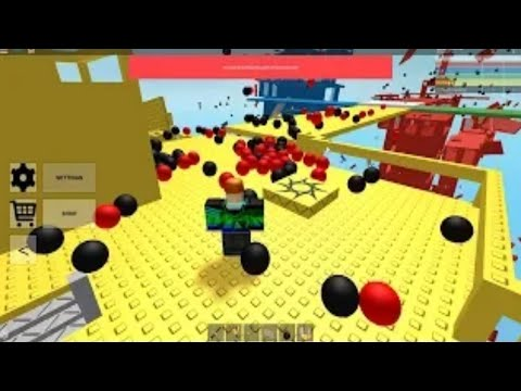 Just A Normal Day In A Hacked Server In Roblox At Doomspire Brickbattle...