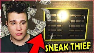 OSTATNIA KRADZIEŻ! - Sneak Thief #13