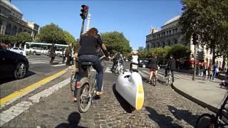 5 minutes de la Journée Sans Voiture Paris 2015