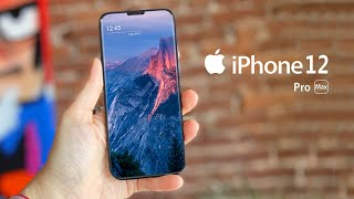 iPhone 12 (2020) - Officially Detailed! New Color, Camera Upgrades, 5G, Specs, Design (NOT A JOKE)