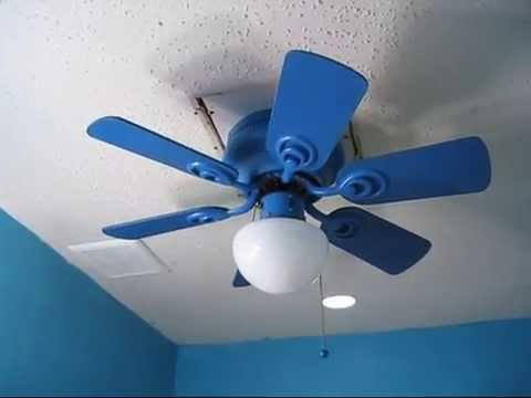 Ceiling Fans In My New House Youtube