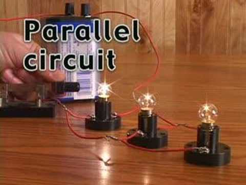 Watch on real simple circuit