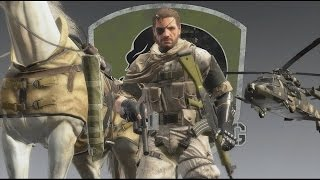 [Official] GAME PLAY DEMO - FREE INFILTRATION - METAL GEAR SOLID V: THE PHANTOM PAIN | KONAMI (PEGI)