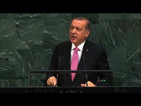 Erdogan appelle à l