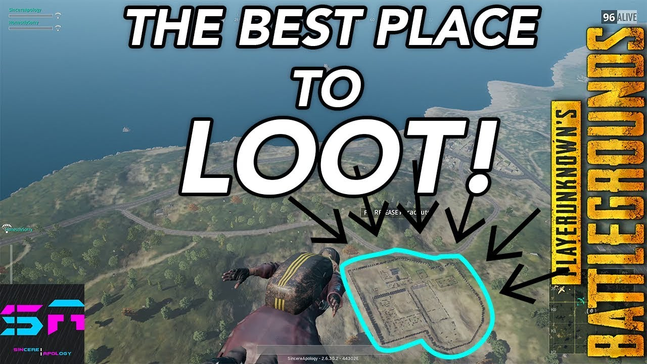 Top Places To Find The Best Loot: The Best Place To Land And Get Amazing Loot In PUBG (Best