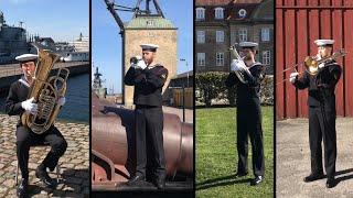 Forsvaret ønsker Dronning Margrethe tillykke med de 80 år