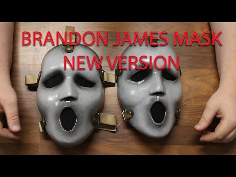 Brandon James Scream Mask New Version