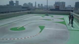 東京東雲サーキット屋上コースオープン! Tokyo Shinonome RC Circuit