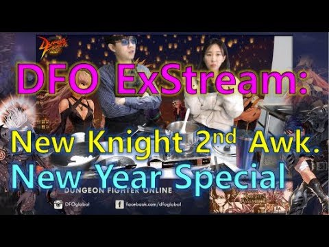New Knight 2nd Awk. & New Year Special ~ *v*