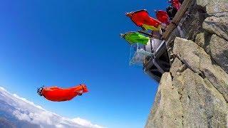 Falling Away - Epic Wingsuit Compilation (HD)