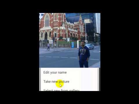 How to remove profile picture in Viber
