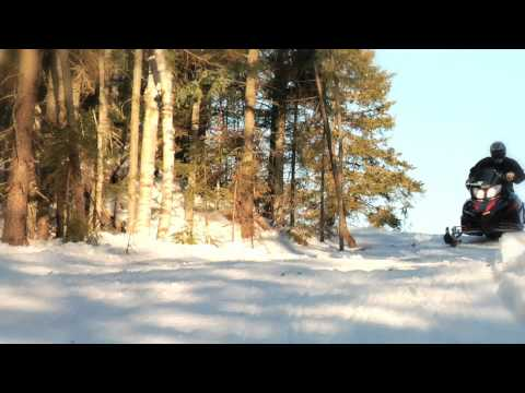 Snowmobiling In Maine - Maine Office Of Tourism