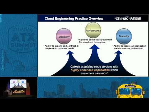 Chinac - Engineering Practice of OpenStack in Cloud Service