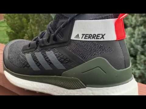 test adidas boost terrex