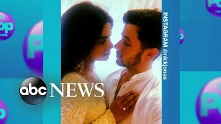 Nick Jonas and Priyanka Chopra's official engagement announcement