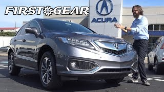 2018 Acura RDX Advance - Review and Test Drive | First Gear