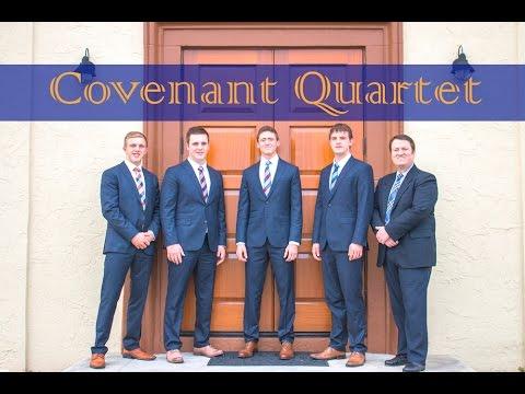He Set Me Free by Covenant Quartet