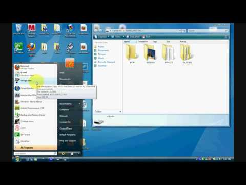 Import video from JVC Everio into Movie Maker THE EASY WAY