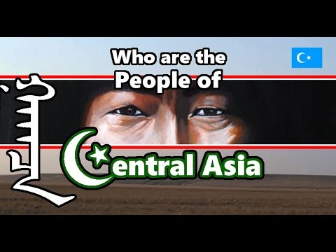 Who are the People of Central Asia? Genetics of the Turkic P