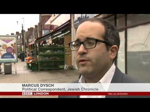 BBC London News Finchley and Golders Green 6 May 2015
