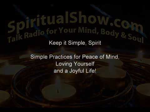 Keep it Simple, Spirit with Connie Robichaud
