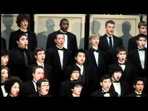TMEA 2011 Men's Choir Sound Off