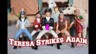 Silver Star Stable - S01 E02 - Teresa Strikes Again | Schleich Horse Series |