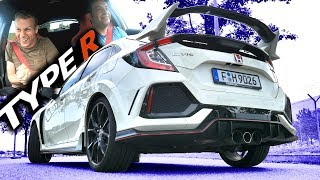 Der neue Honda Civic TYPE R   Drive & Talk   Fahr doch