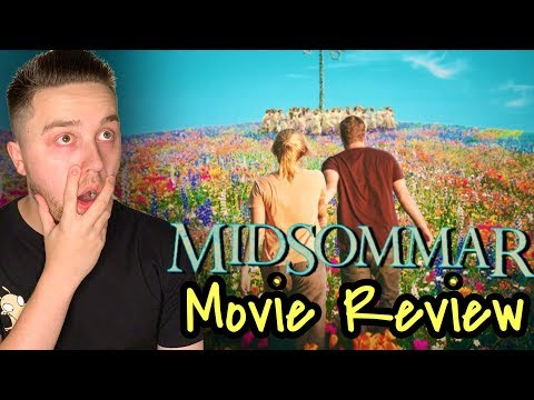Midsommar - Movie Review | Ari Aster A24 New Movie