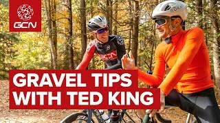 Ted Talks Gravel | Essential Gravel Racing Tips From Ted King