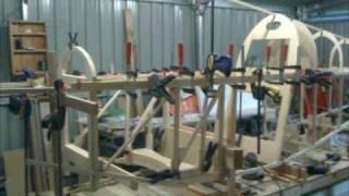 CJ-1 Corby Starlet construction #1