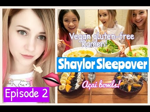 Vlog   Sharla Got Her Lips Done & Vegan Gluten-Free Ramen